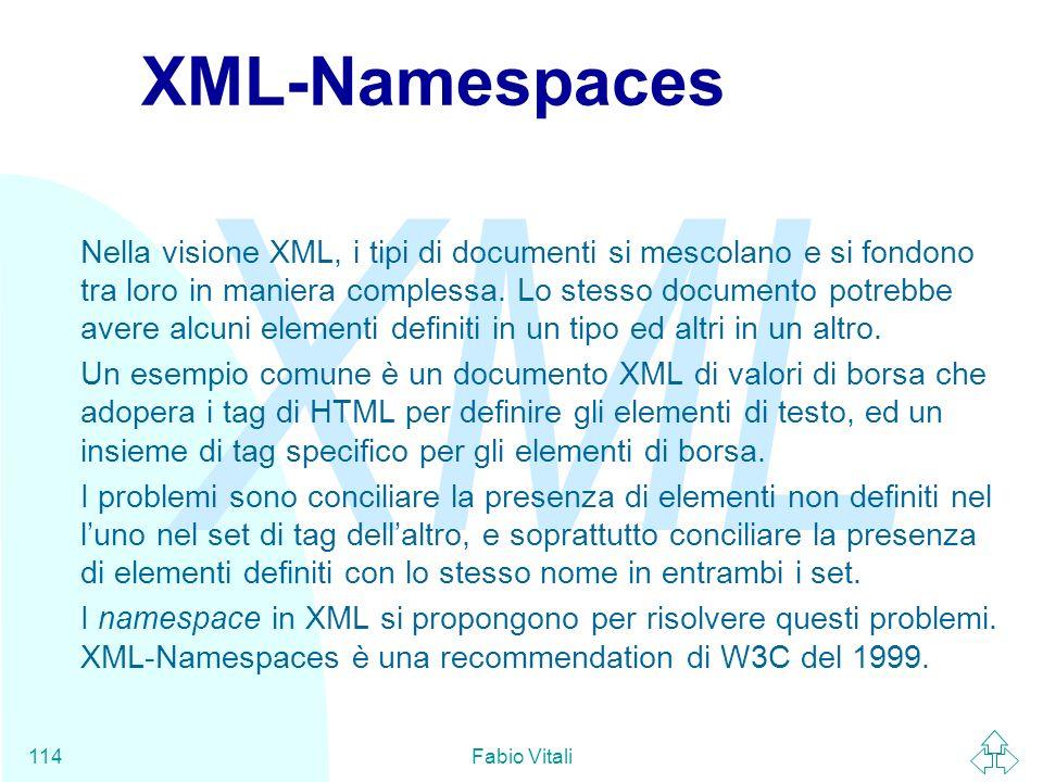 XML-Namespaces