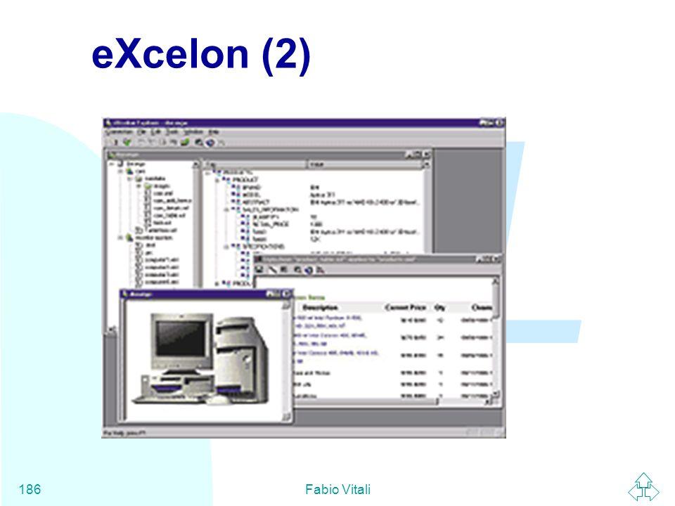 eXcelon (2) Fabio Vitali