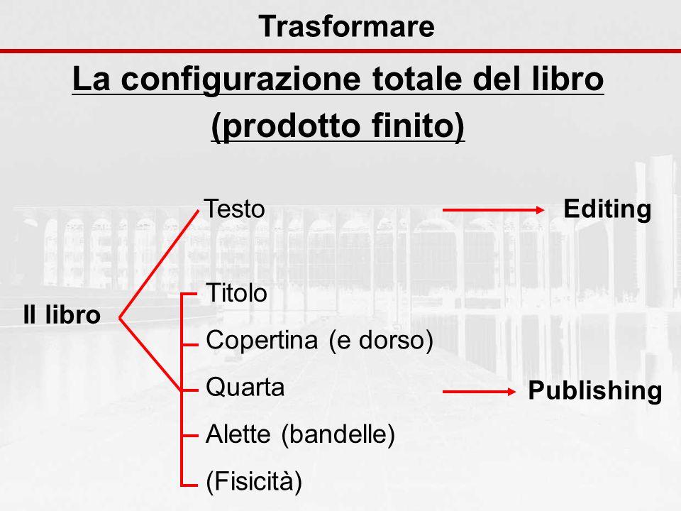 La configurazione totale del libro