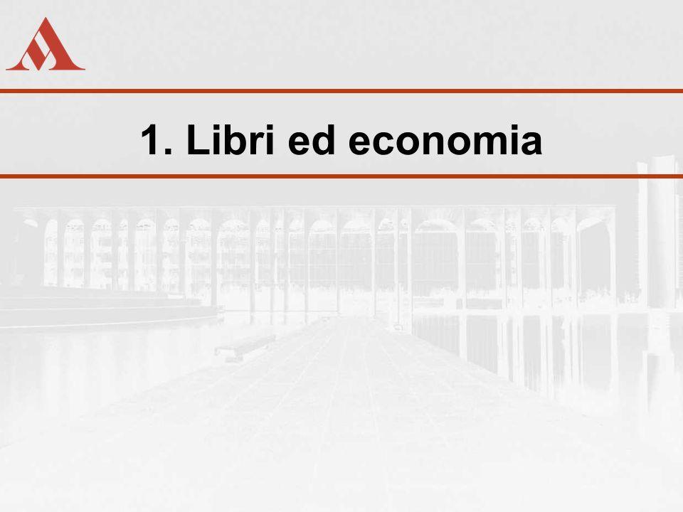 1. Libri ed economia