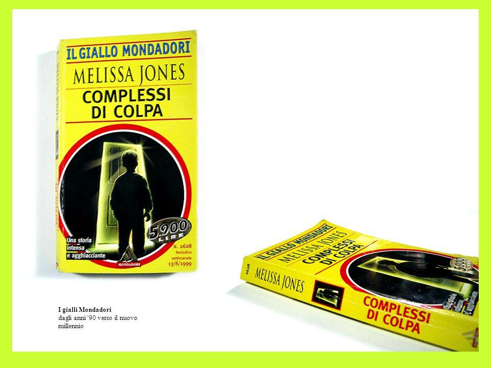 I gialli Mondadori dagli anni '90 verso il nuovo millennio