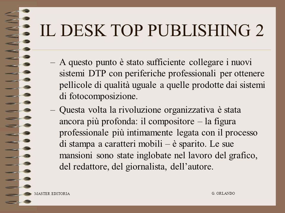 IL DESK TOP PUBLISHING 2