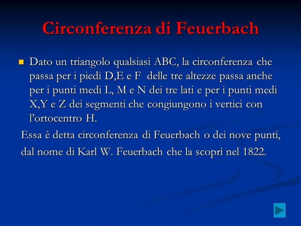 Circonferenza di Feuerbach