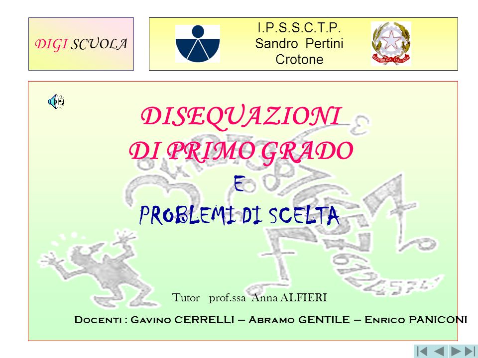 I.P.S.S.C.T.P. Sandro Pertini Crotone