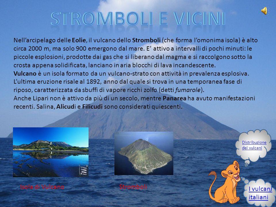 Stromboli e vicini