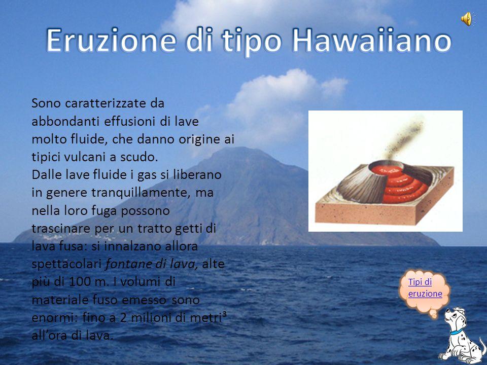 Eruzione di tipo Hawaiiano