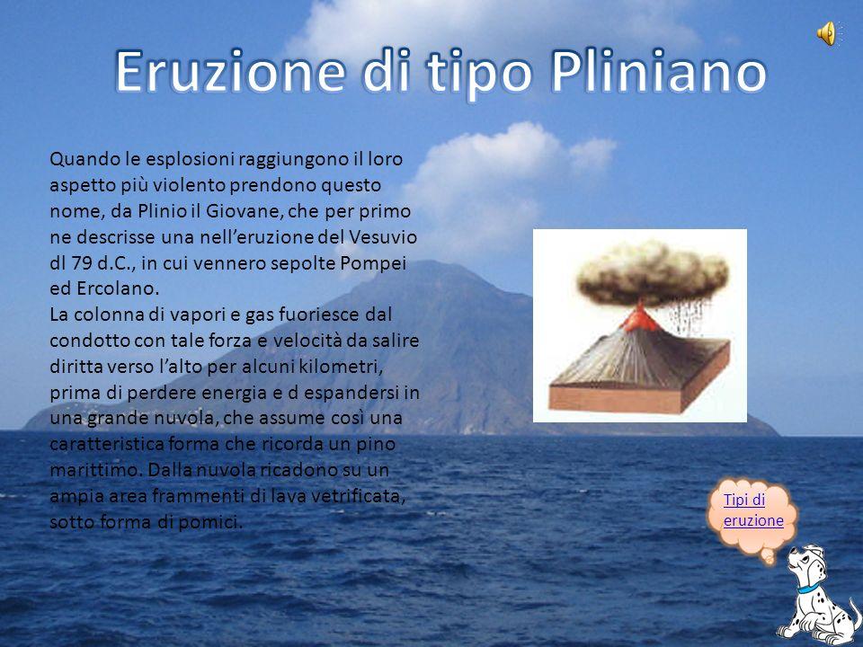 Eruzione di tipo Pliniano