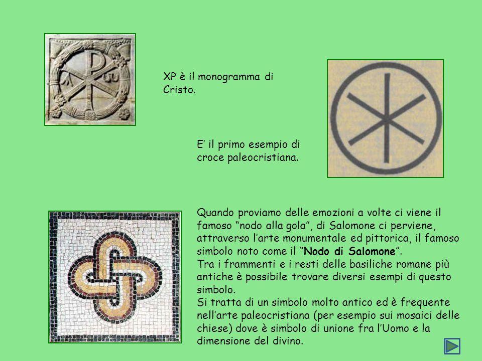 XP è il monogramma di Cristo.