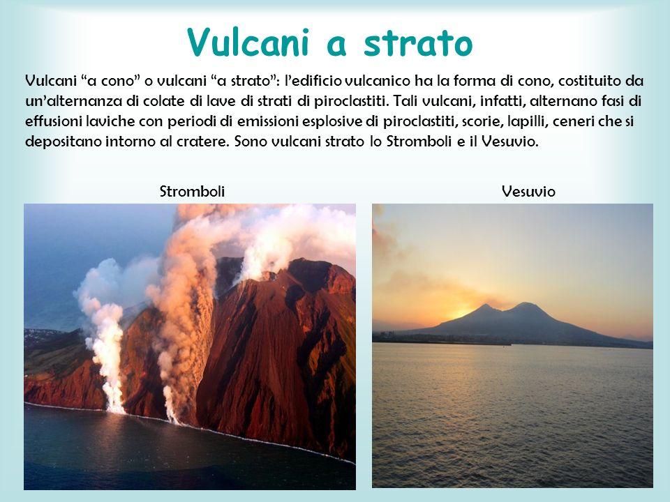 Vulcani a strato