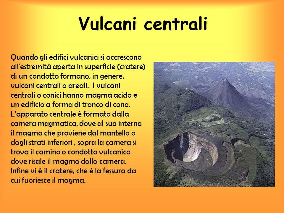 Vulcani centrali
