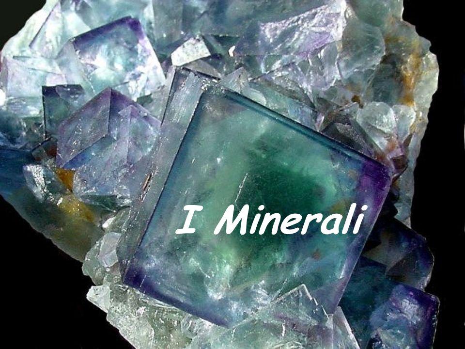 I Minerali