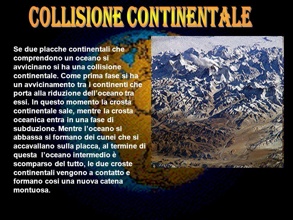 COLLISIONE CONTINENTALE