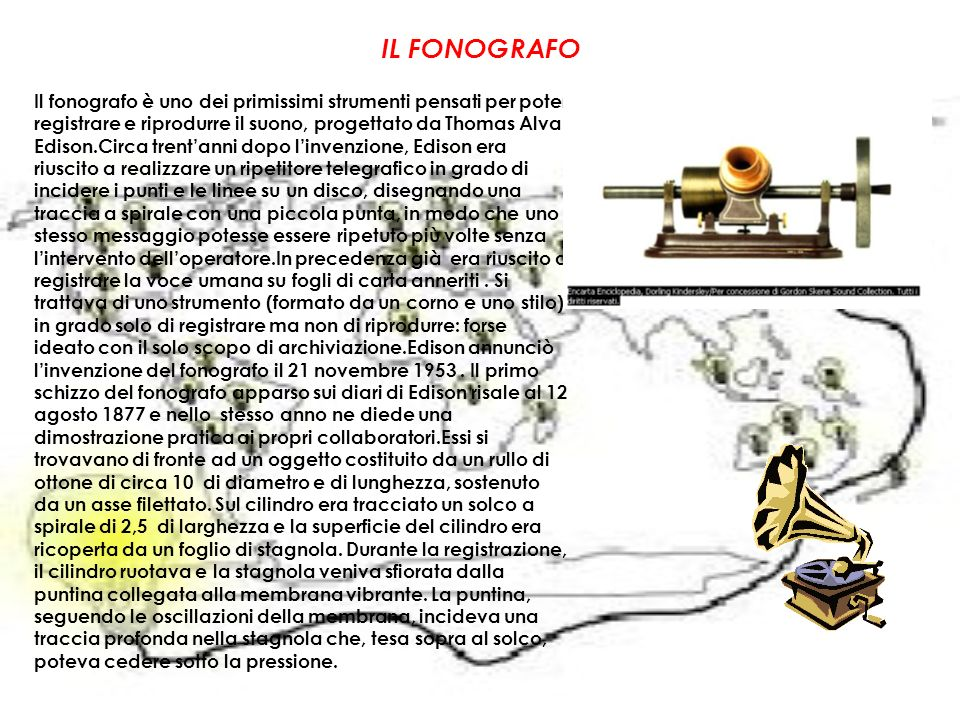 IL FONOGRAFO