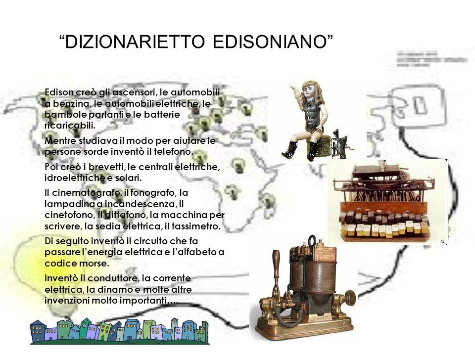 DIZIONARIETTO EDISONIANO