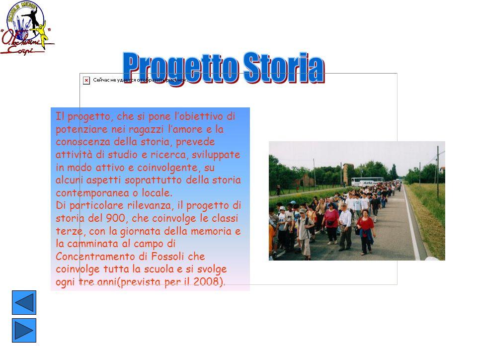 Progetto Storia