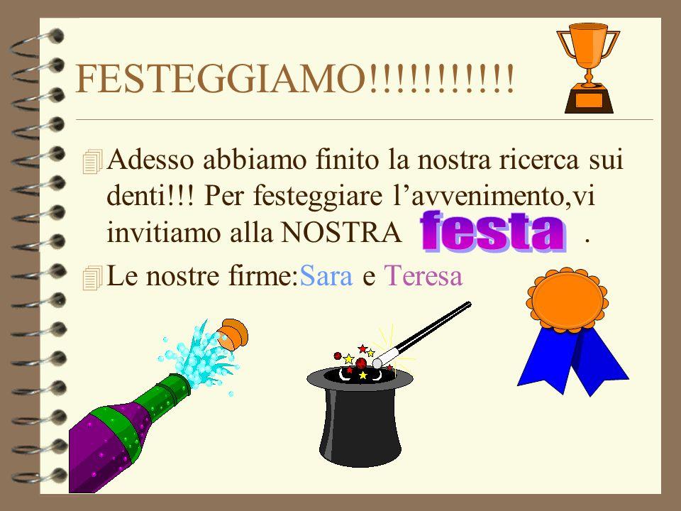 FESTEGGIAMO!!!!!!!!!!!