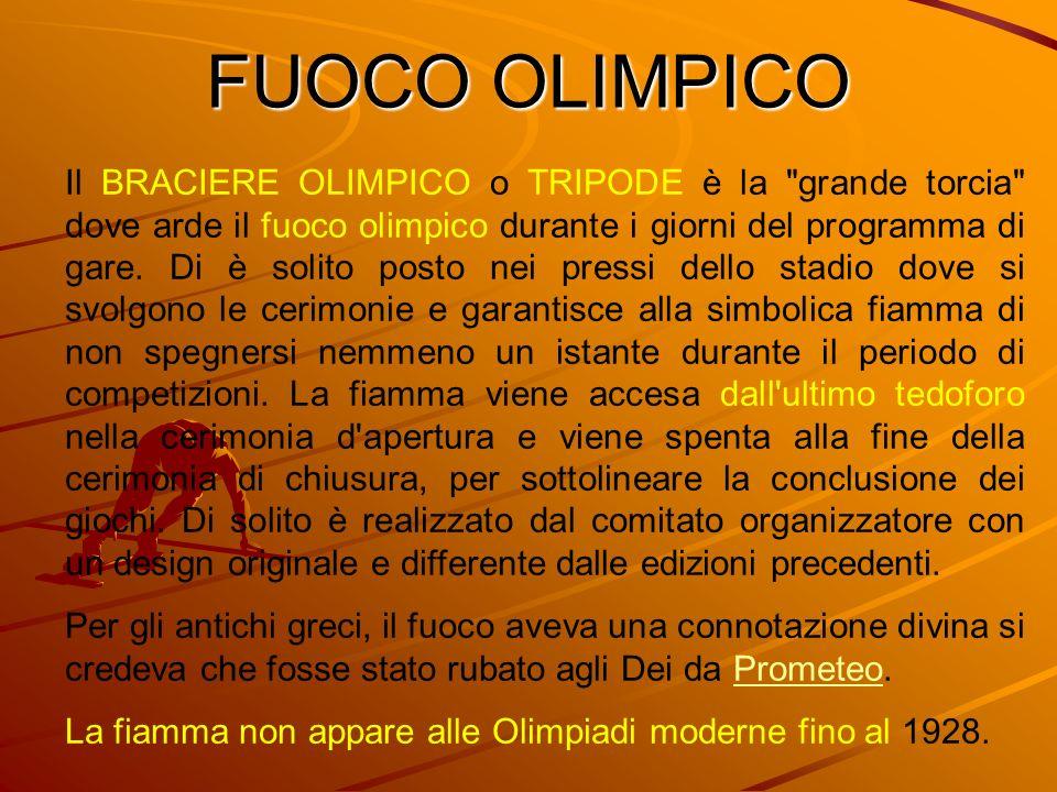 FUOCO OLIMPICO