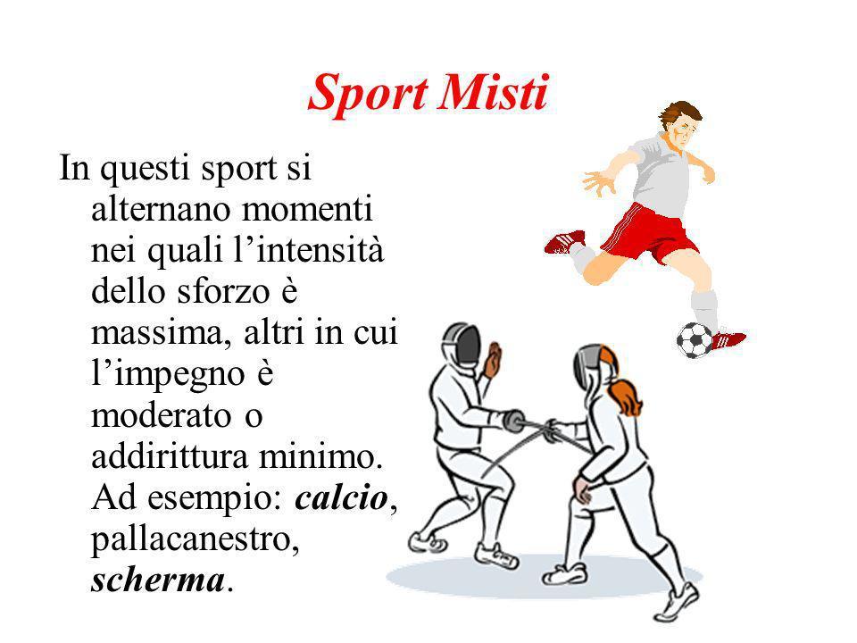 Sport Misti