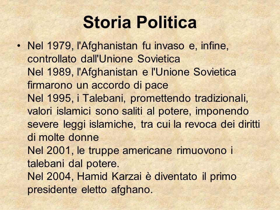 Storia Politica