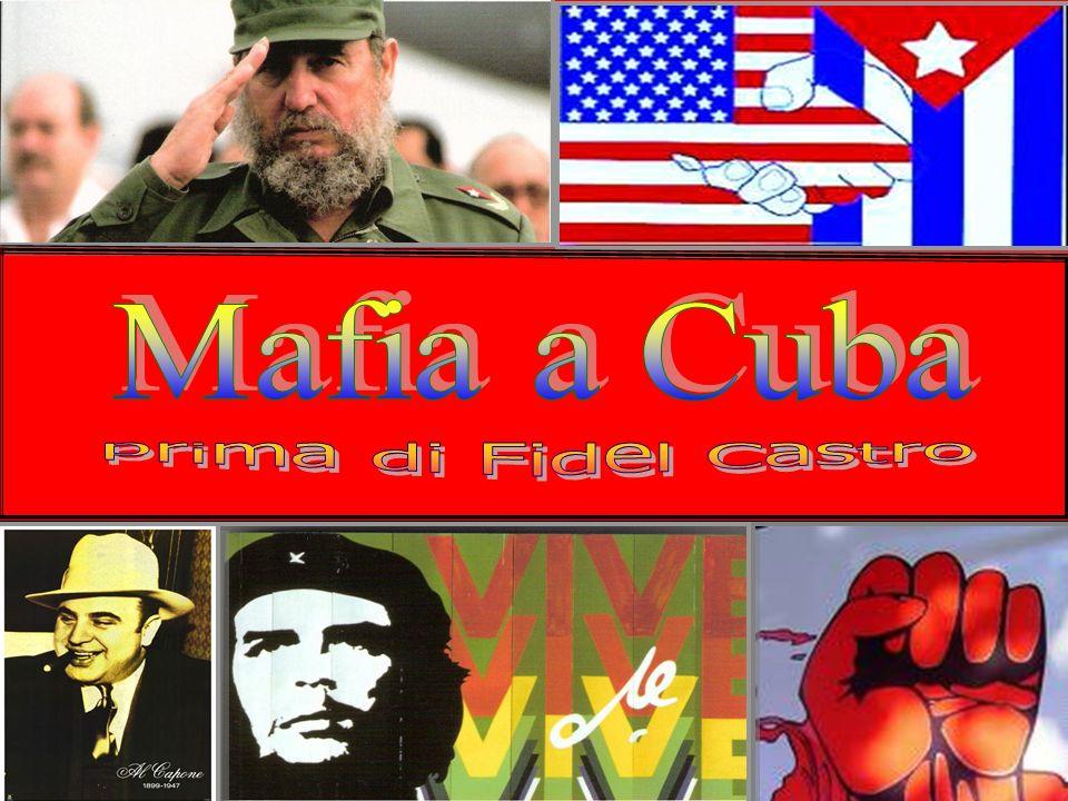 Mafia a Cuba prima di Fidel Castro