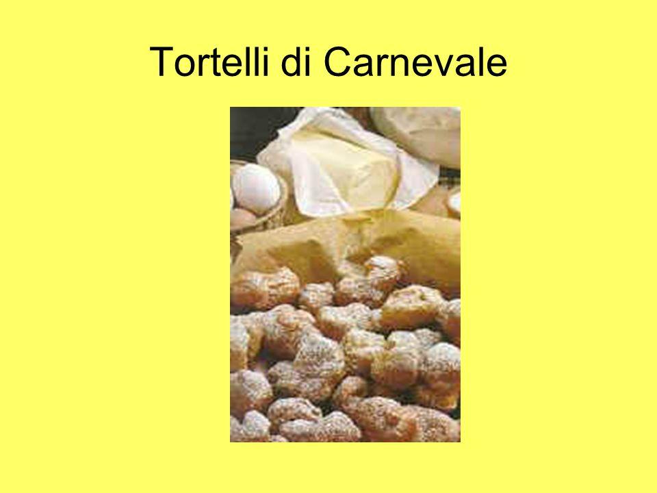 Tortelli di Carnevale