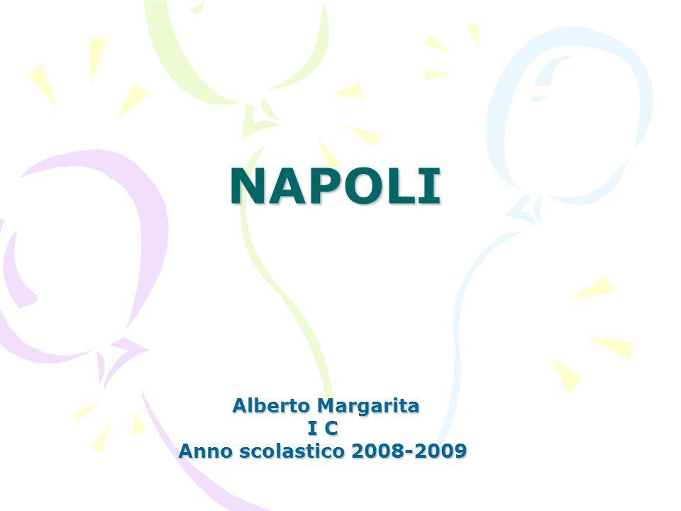 Alberto Margarita I C Anno scolastico 2008-2009