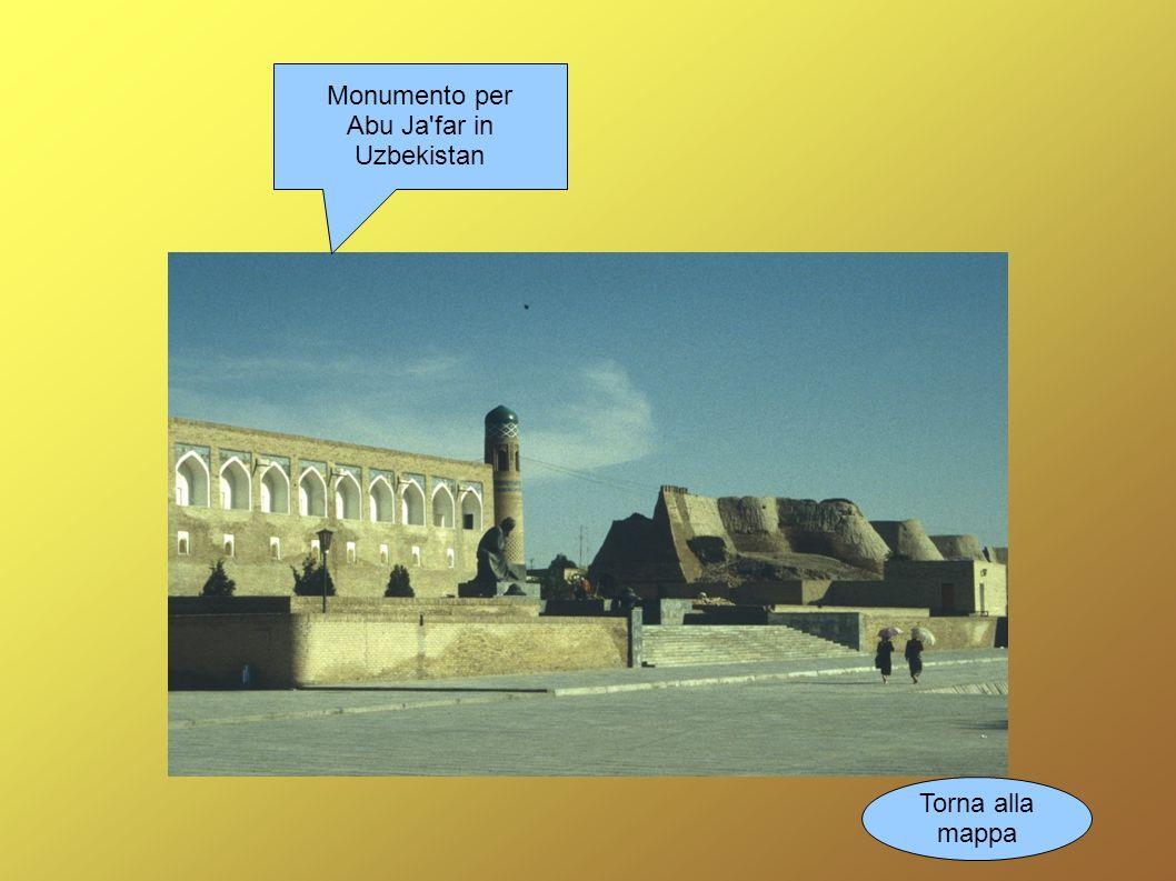 Abu Ja far in Uzbekistan