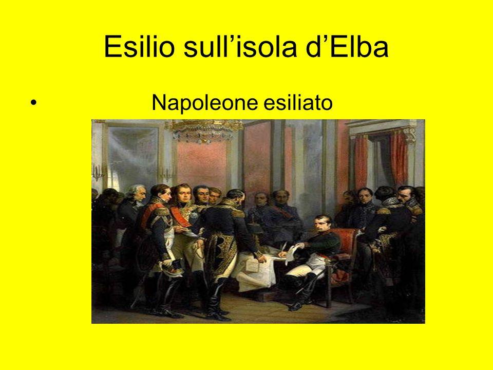Esilio sull'isola d'Elba
