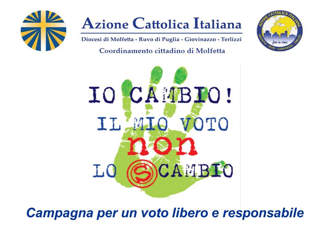 Campagna per un voto libero e responsabile