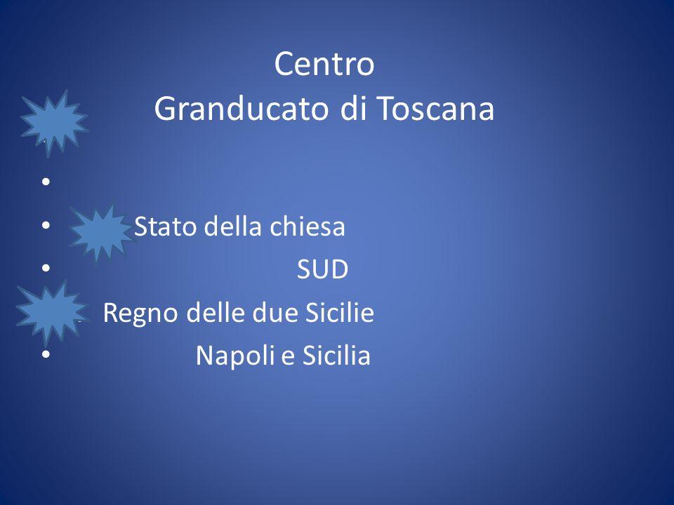 Centro Granducato di Toscana