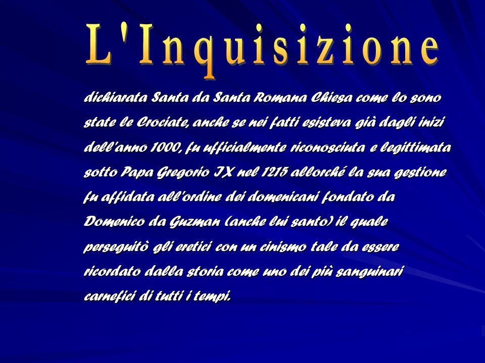 L Inquisizione