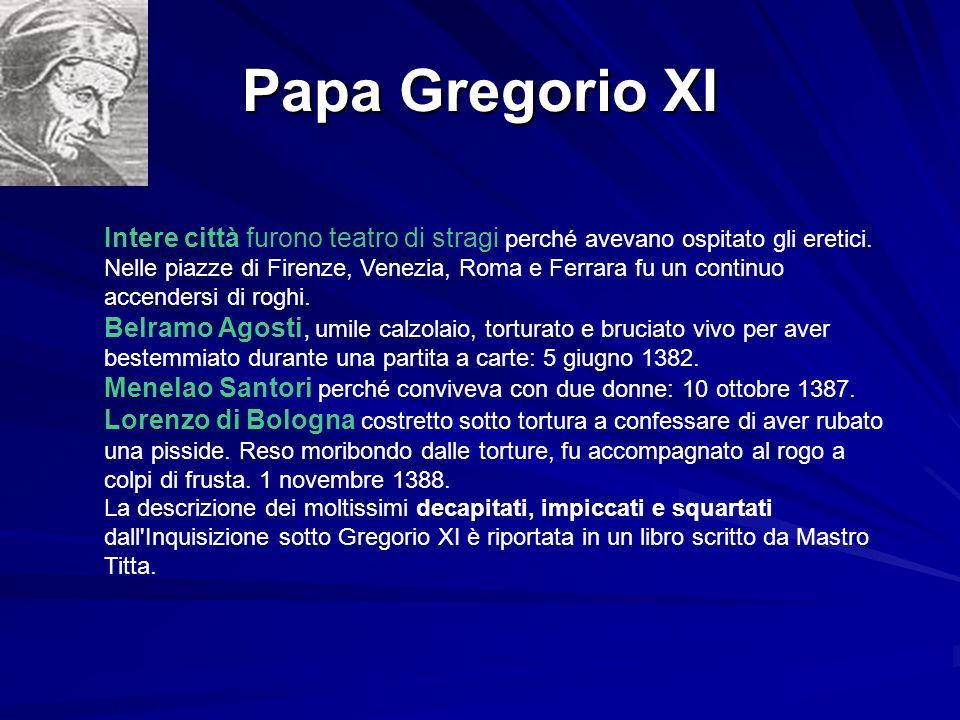 Papa Gregorio XI