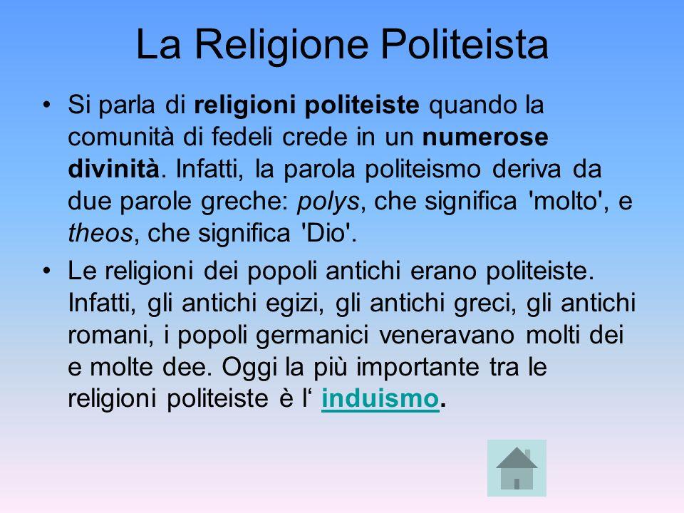 La Religione Politeista