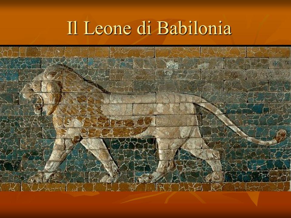 Il Leone di Babilonia
