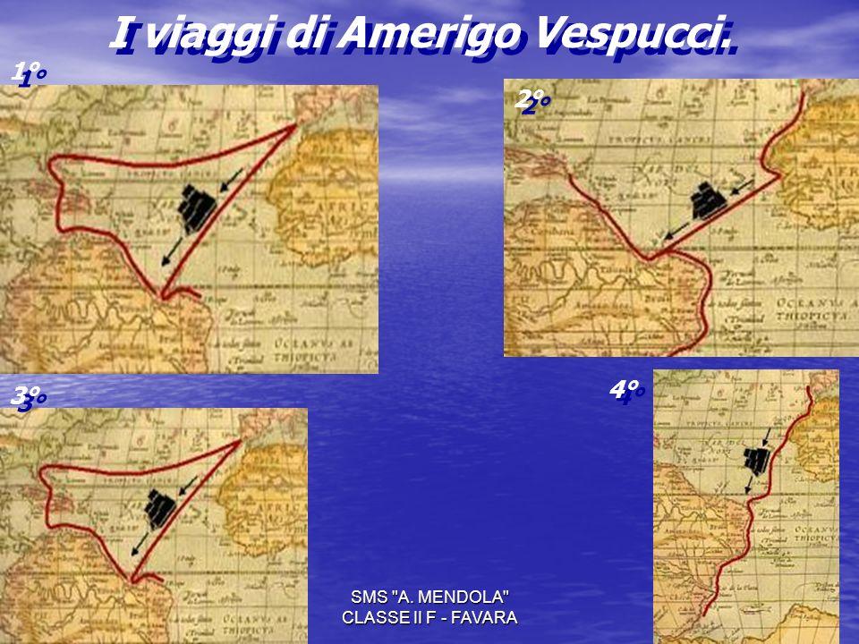 SMS A. MENDOLA CLASSE II F - FAVARA