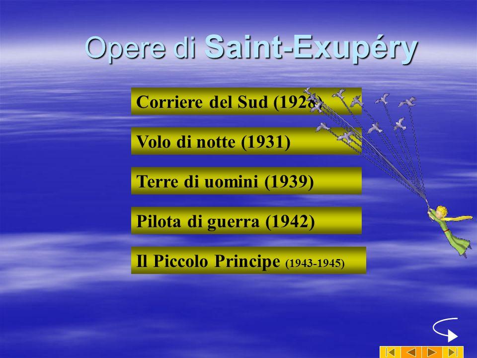 Opere di Saint-Exupéry