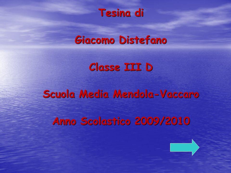 Scuola Media Mendola-Vaccaro
