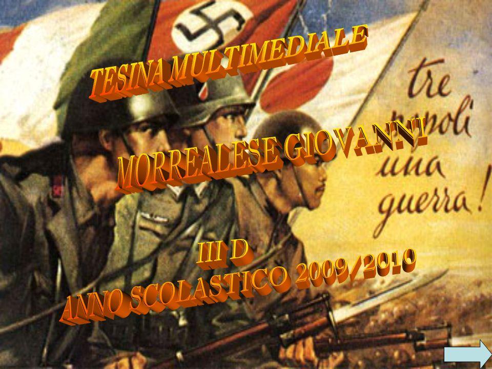 TESINA MULTIMEDIALE MORREALESE GIOVANNI III D ANNO SCOLASTICO 2009/2010