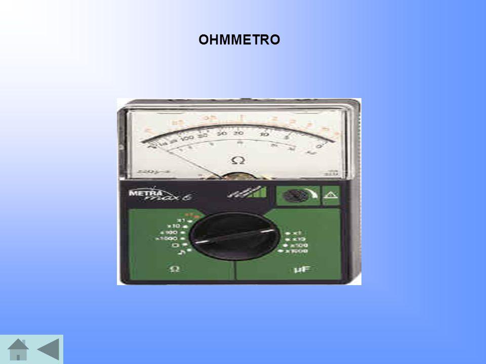 OHMMETRO