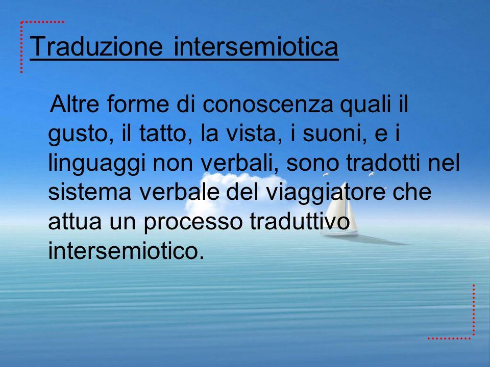 Traduzione intersemiotica