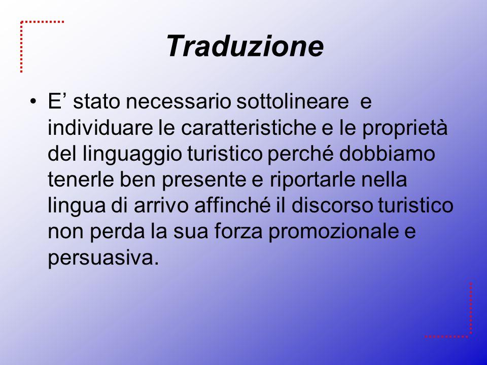 Traduzione