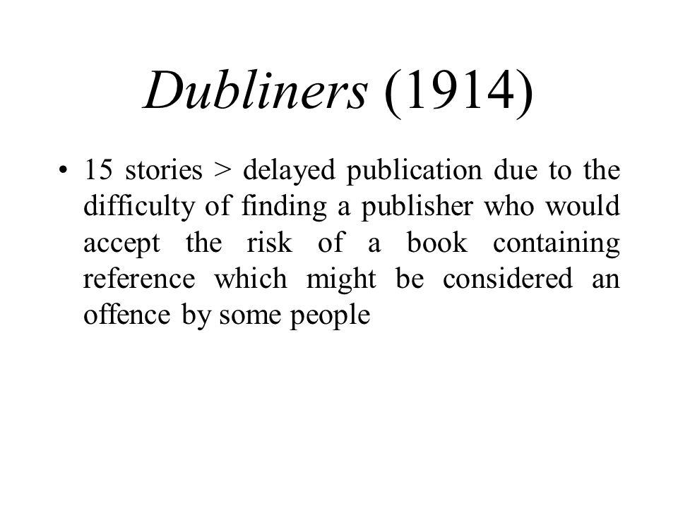 Dubliners (1914)