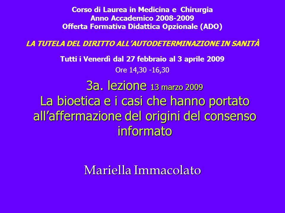 Corso di Laurea in Medicina e Chirurgia