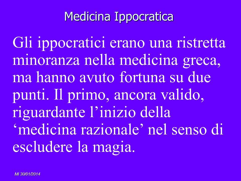 Medicina Ippocratica