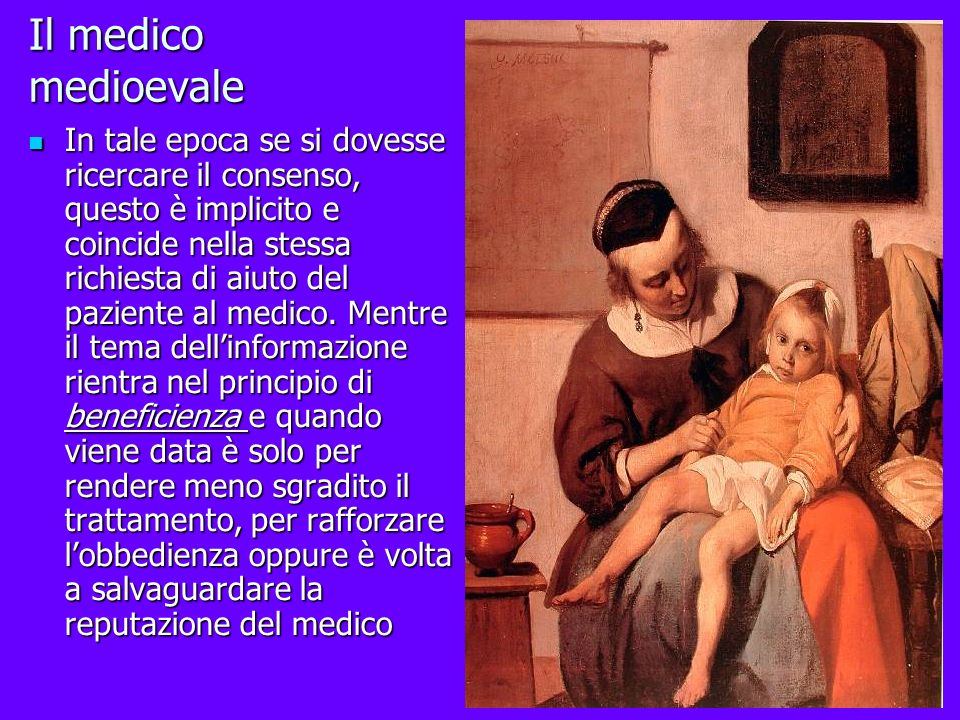 Il medico medioevale
