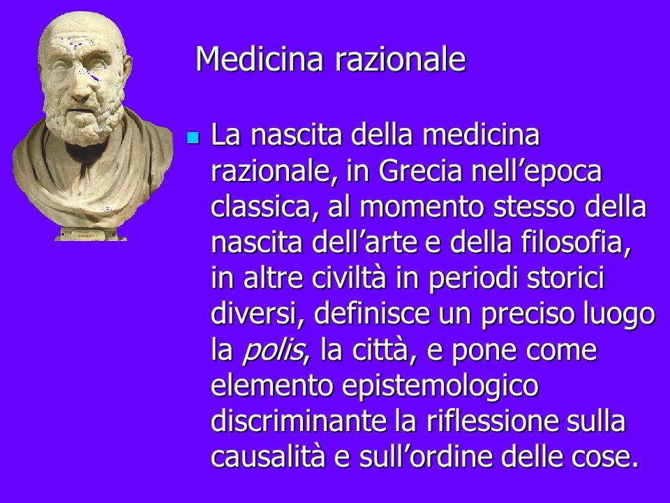 Medicina razionale