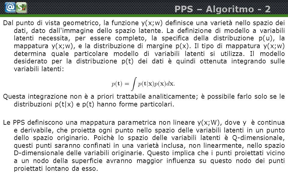 PPS – Algoritmo - 2