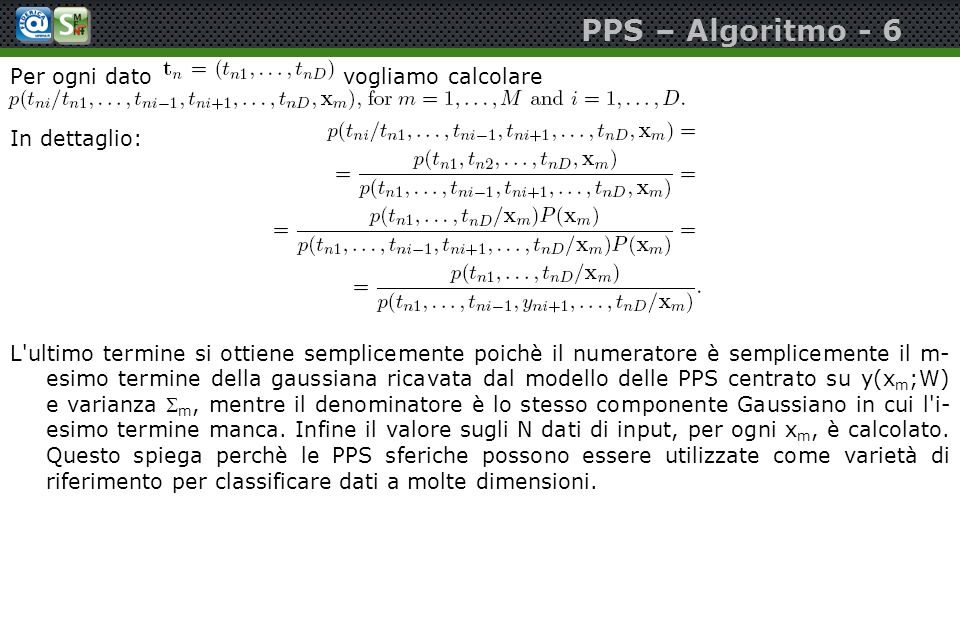 PPS – Algoritmo - 6
