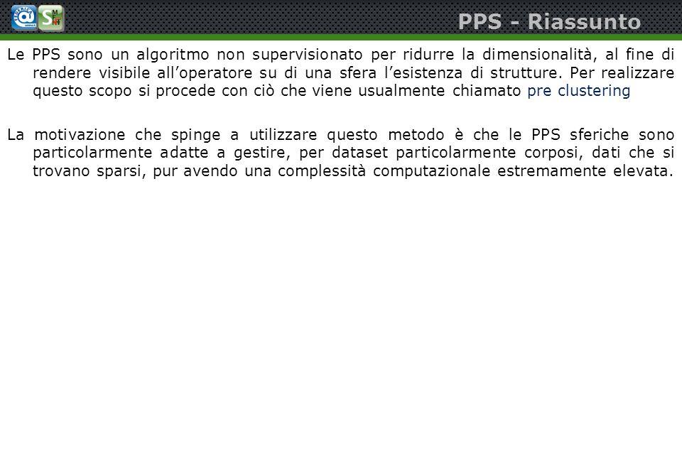PPS - Riassunto