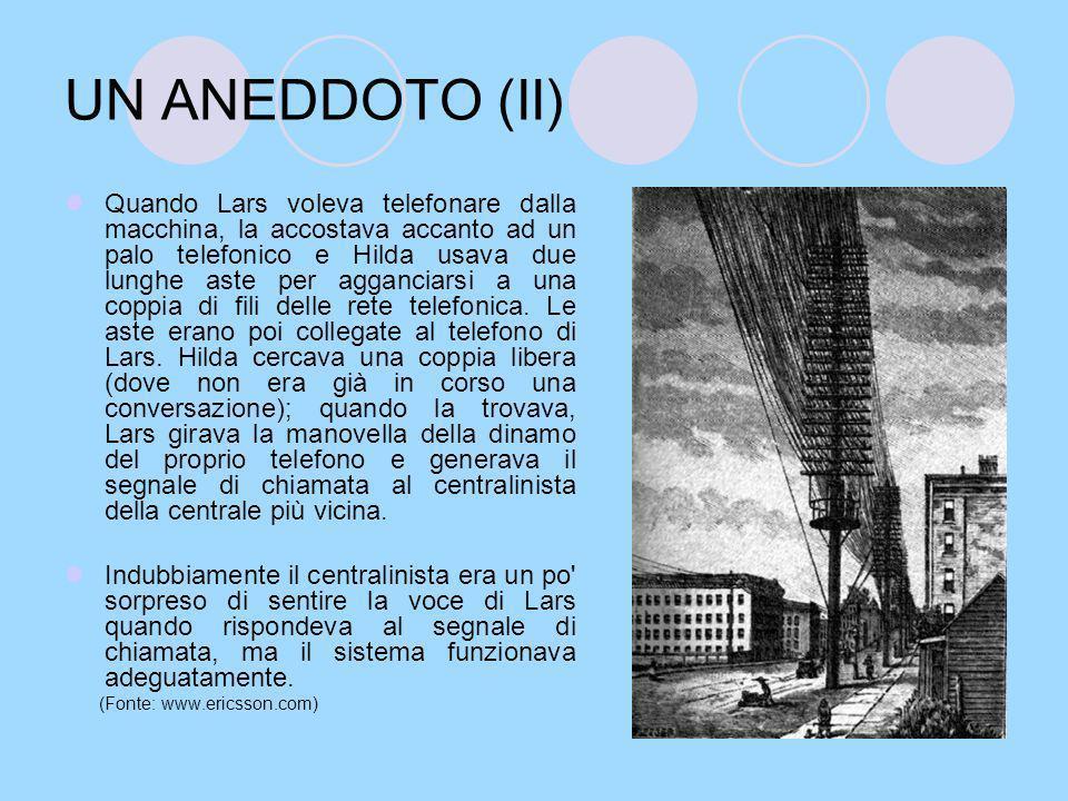 UN ANEDDOTO (II)